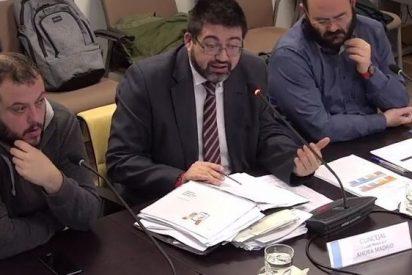 "Sánchez Mato: ""Mis referentes son Jesús de Nazaret y Marx"""