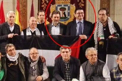 Los 'metepatas' de Carmena utilizan la Junta de Retiro para homenajear a terroristas palestinos