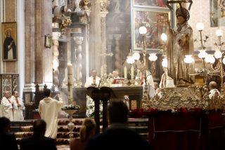 """Cañizares pide en la misa de San Vicente Ferrer """"trabajar por la paz en Siria, Oriente y Venezuela"""""""