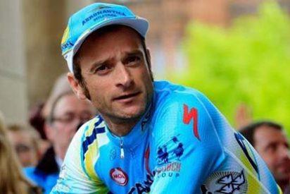 La espeluznante muerte del ciclista Scarponi: una furgoneta se lo lleva por delante