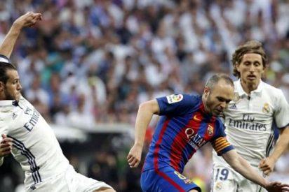 ¡Se dicen de todo! La humillación más bestia de un crack del Madrid a uno del Barça
