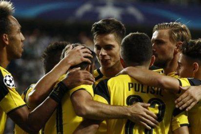 Se suspende duelo entre Borussia y Mónaco por explosiones