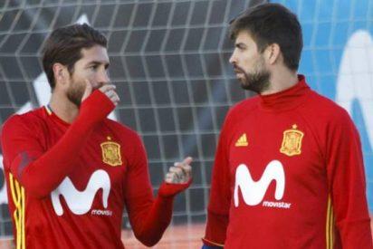 Sergio Ramos le hace llegar un mensaje contundente a Gerard Piqué (que salpica al Barça)