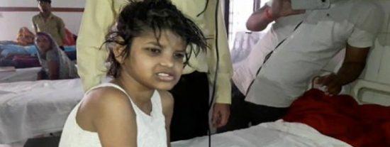 [VÍDEO] Encuentran en la India a la 'chica Mowgli', una niña que vivía con los monos