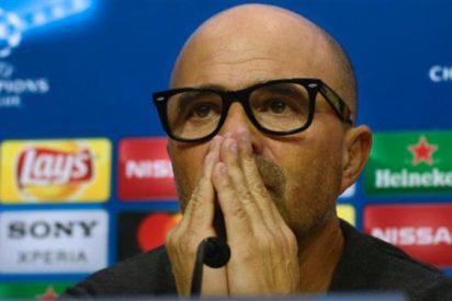 Sevilla busca a otro entrenador argentino para reemplazar a Sampaoli