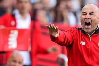 """Sevilla está """"de la cabeza"""" con el futuro de Jorge Sampaoli"""