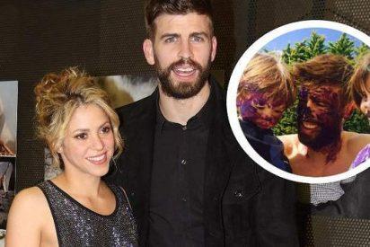 El lunes de Pascua de Shakira y Piqué