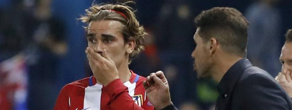 """El agente de Griezmann reconoce """"interés concreto"""" del Manchester United por el jugador del Atléti"""