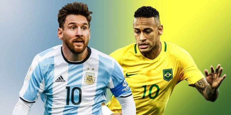 Fútbol Mundial: El Brasil de Neymar destrona a la Argentina de Messi al frente del ránking FIFA