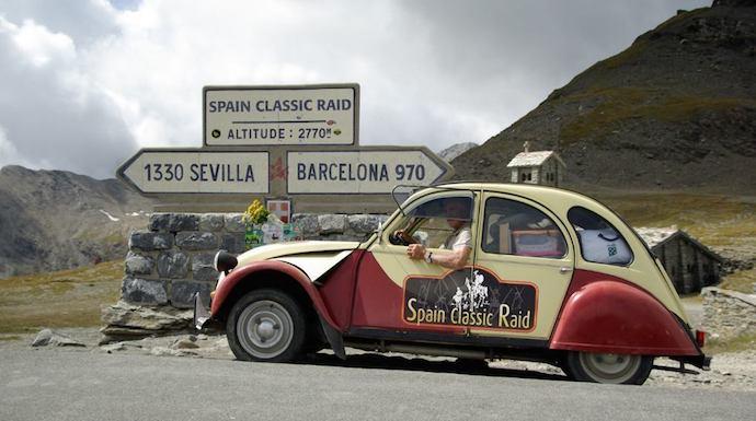 III Spain Classic Raid, aventura a la antigua usanza