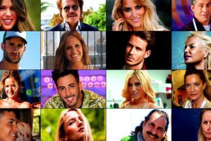 'Supervivientes': Estos son los 16 concursantes de la lista definitiva de Telecinco