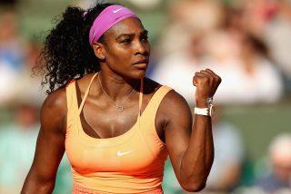 La tenista Serena Williams está embarazada de cinco meses