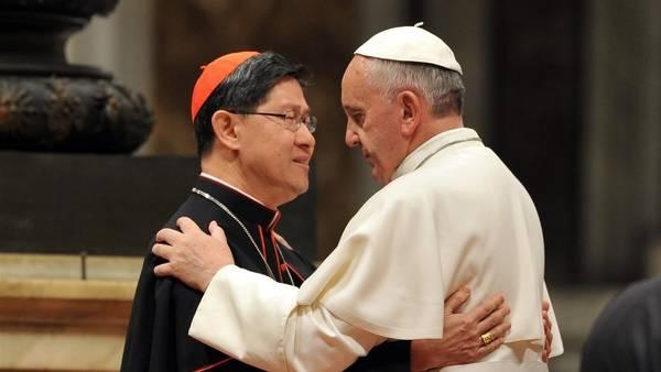 El cardenal Tagle clausurará las XVII Jornadas de Teología de Cáritas
