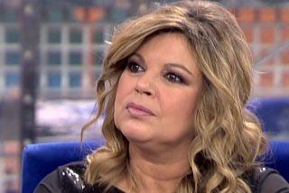 La andanada de Terelu contra Bigote Arrocet pone los pelos de punta a María Teresa Campos