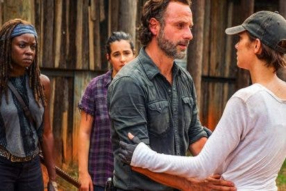 La séptima temporada 'The Walking Dead' tendrá un último capítulo épico y sangriento