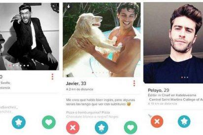 Claves para triunfar en Tinder: Los famosos se apuntan a las redes para ligar