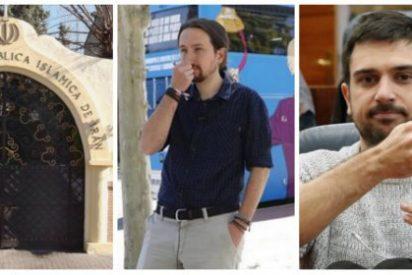 ¿Por qué no pasa el 'tramabús' por la embajada iraní o por la VPO de Espinar?