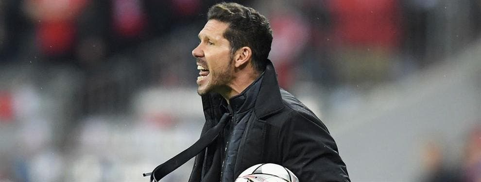 Tres grandes de Europa se pelean por llevarse una pieza clave del Atlético de Simeone
