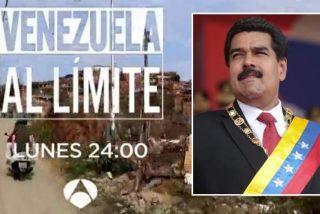 El tirano Nicolás Maduro corta la señal de Antena 3 en Venezuela