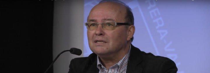 Conferencia de José Manuel Vidal en Castellón