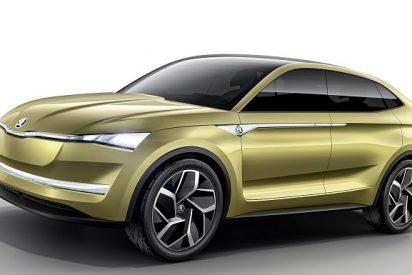 Škoda presenta el Vision E, un anticipo del futuro
