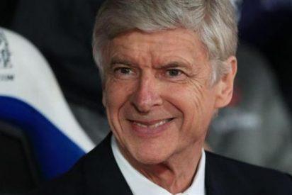 ¡Wenger, te han pillado! El movimiento del técnico del Arsenal que desvela su futuro