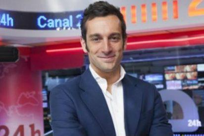 Álvaro Zancajo se sale con la suya y tendrá su propio telediario en el 24 horas