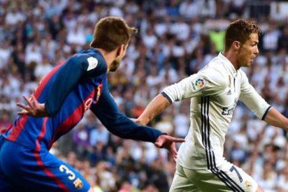 Zidane mete un palo bestial a Cristiano Ronaldo con un 'top scret' de Messi
