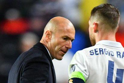 Zidane se la juega con una decisión 'bomba' en Múnich (que apunta a Sergio Ramos)