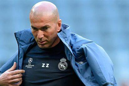 Zidane tapa un escándalo antes del Clásico (pero medita sentar a una 'vaca sagrada')
