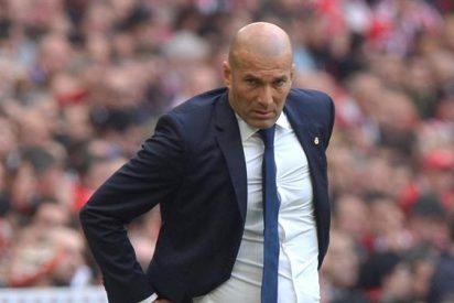 Zidane tiene un problema: lo que provoca pánico al francés de cara a la Champions