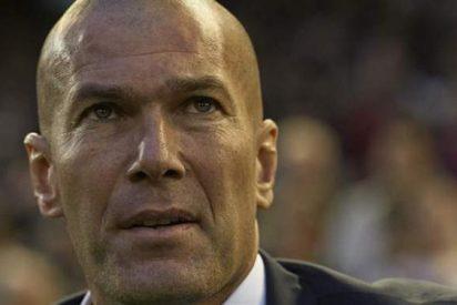 Zinedine Zidane sentencia a tres jugadores en el Real Madrid-Alavés