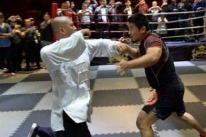 La pelea de 20 segundos que dejó malherido al orgullo de China