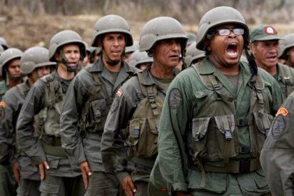 Militares chavistas adiestran a francotiradores para asesinar a manifestantes opositores