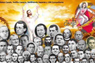 El cardenal Amato beatificará en octubre a 109 mártires claretianos