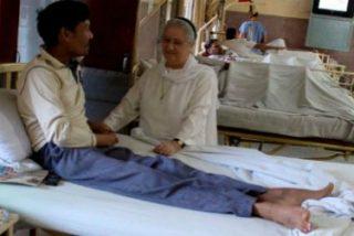 El corazón de Rawalpindi: la monja española que ha dado su vida por los pobres