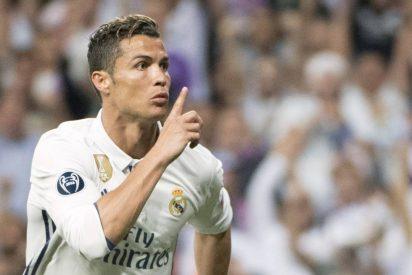 El acojonante pastizal que le pagaron a Cristiano Ronaldo por trabajar cuatro horas y media