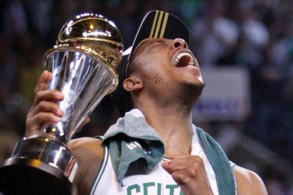 Los Jazz, últimos semifinalistas en el Oeste en el adiós de Paul Pierce