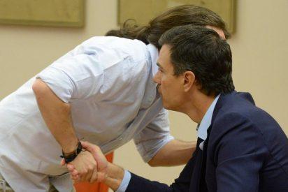 La alocada táctica de Pedro Sánchez que dinamita al PSOE y da alas a Podemos