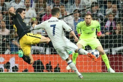 Triplete de Cristiano Ronaldo que deja K.0. al Atleti en Champions