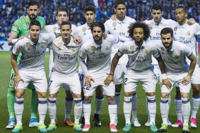 Sin Cristiano Ronaldo el Real Madrid lo gana todo y marca más goles