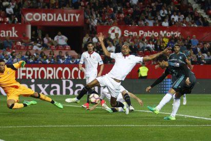 Carlos Vela amarga un final feliz de Feria: Sevilla 1 - Real Sociedad 1