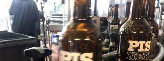 La cerveza que se hace con pis humano recogido en unos urinarios públicos