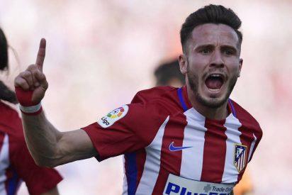 Saúl mantiene la esperanza: Atlético de Madrid 1 -Eibar 0