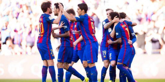 Neymar motiva al Tridente: FC Barcelona 4 - Villarreal CF 1