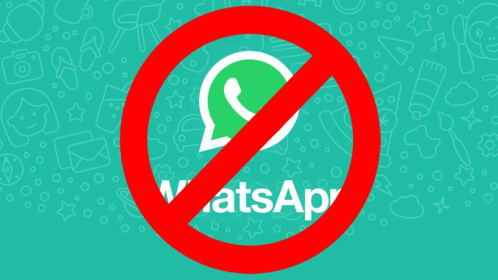 Los 5 motivos por los que WhatsApp puede bloquear tu cuenta