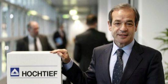 Marcelino Fernández Verdes, nombrado consejero delegado de ACS