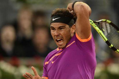 Rafa Nadal gana a Goffin en partidazo de tenis y se cita con Djokovic