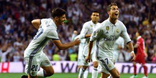 A cuatro puntos del título de Liga: Real Madrid 4 - Sevilla 1