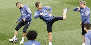 Cristiano e Isco se suman al asalto final al campeonato: Celta - Real Madrid